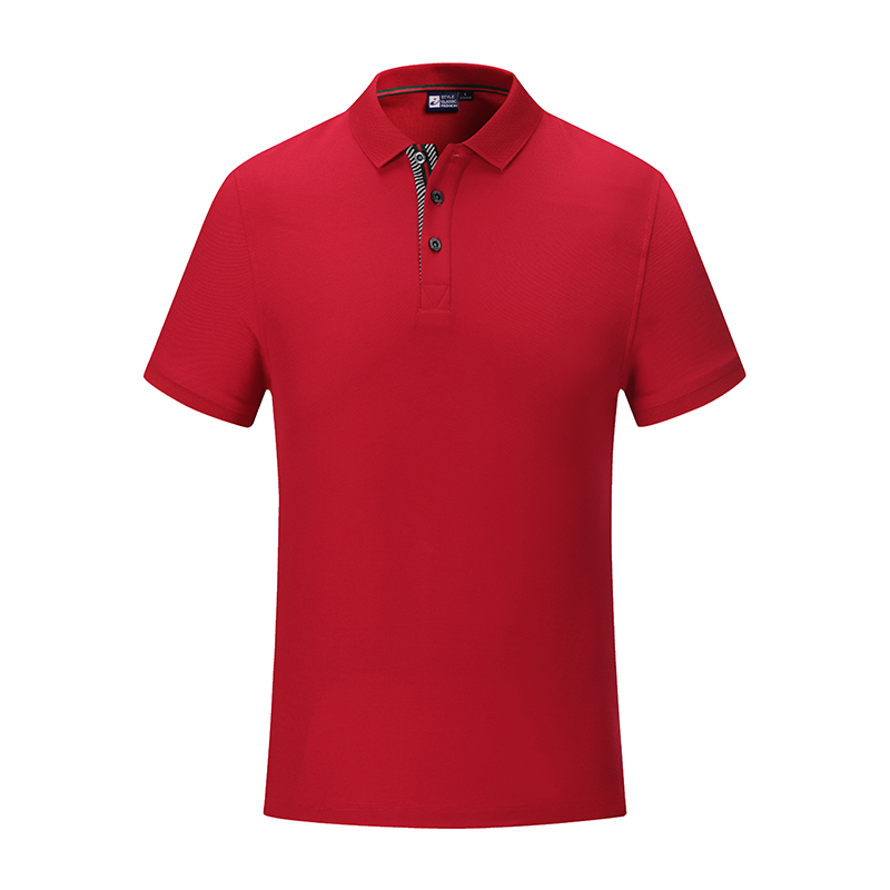 35,M2025-Cotton Polo Shirt